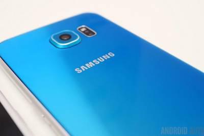 Samsung Galaxy S6 занял третье место в списке наиболее продаваемых смартфонов в США!