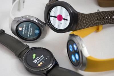 Samsung Gear S2 приехали покорять IFA