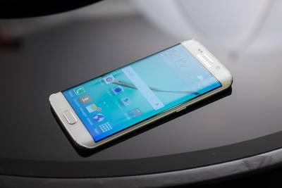 Samsung изменит процесс производства стекла для Galaxy S6 Edge