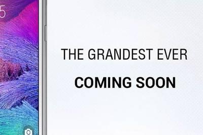 Samsung намекает на скорый выход «величайшего» Galaxy Grand 3