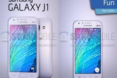 Samsung снабдит бюджетную модель Galaxy J1 64-битным процессором
