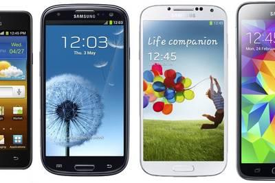 Samsung создает GALAXY S6 с чистого листа