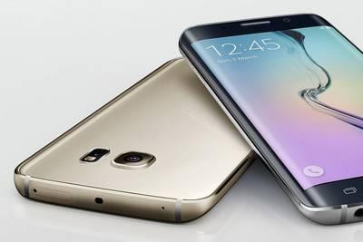 Samsung убрала свой логотип с флагманов Galaxy S6 и S6 edge в Японии