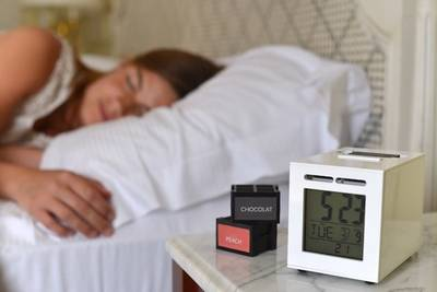 SensorWake - будильник, который разбудит вас под запах долларов