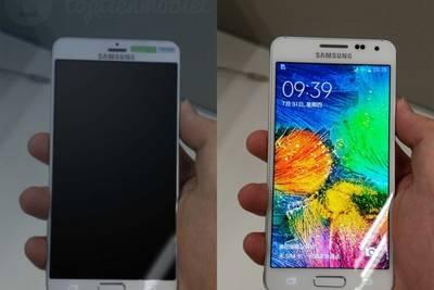 Шпионское фото Samsung Galaxy S6 оказалось фейком