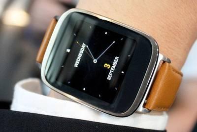Следующие «умные» часы от ASUS будут работать неделю