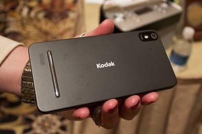 Смартфон Kodak IM5 поступил в продажу по цене в 280 Евро