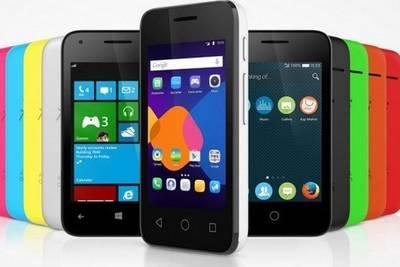Смартфоны Alcatel OneTouch Pixi 3 - операционных систем много не бывает
