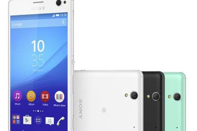 Sony представила смартфон для селфи нового поколения Xperia C4