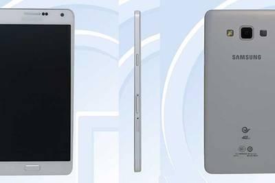 Стали известны характеристики Samsung Galaxy A7