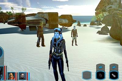 Star Wars: Knights of the Old Republic выпустили на Android