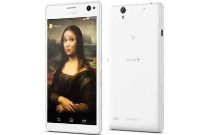 Старт продаж селфифона Sony Xperia C4 в России