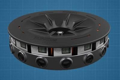 Стереокамера GoPro Odyssey предназначена для создания панорамного видео