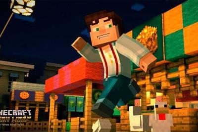 Telltale поделилась новыми подробностями о Minecraft: Story Mode