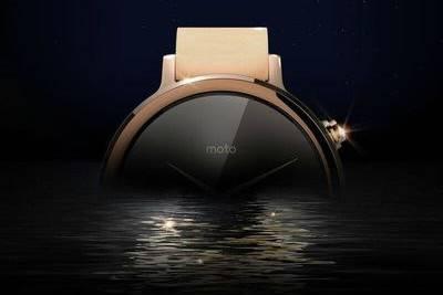 Тизер анонса новых часов Moto 360, который состоится 8 сентября