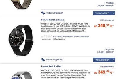 Топовые часы Huawei по цене бюджетных Apple Watch