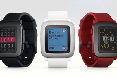 Умные часы Pebble Time «порвали» Kickstarter
