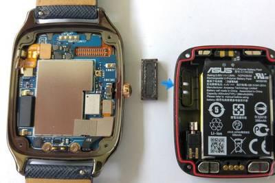 В ASUS ZenWatch 2 обнаружили неиспользуемый динамик