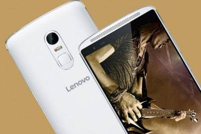 В Lenovo Vibe X3 будет сделан упор на качество воспроизводимого звука