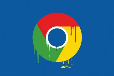 В новой версии Google Chrome