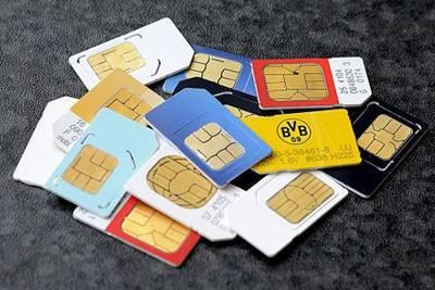 В России предложено ужесточить правила продаж SIM-карт