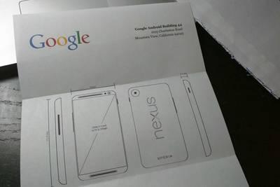 В сеть попали фото с подробностями нового Nexus 4 2015, который, судя по информации, будет разрабатываться Sony!