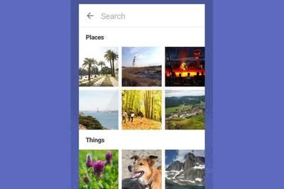 В сеть утекли скриншоты обновлённого сервиса для управления фотографиями Google Photos