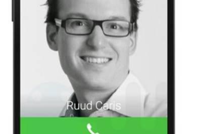 В сети появились скриншоты будущего интерфейса голосовых звонков WhatsApp