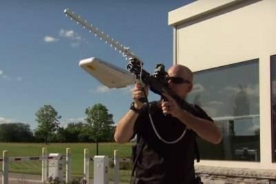 В США разработали винтовку против дронов