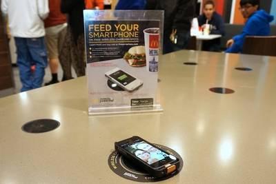 В великобританских McDonald's появляются