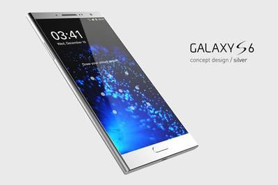Весьма интересный концепт Galaxy S6