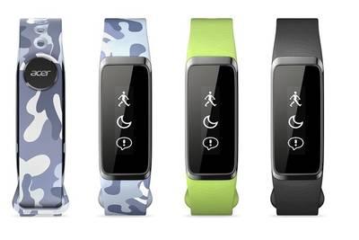 «Всеядный» браслет Acer Liquid Leap Active уже в продаже