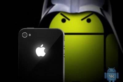 Выпуск новых iPhone снижает интерес пользователей Android к Google устройствам