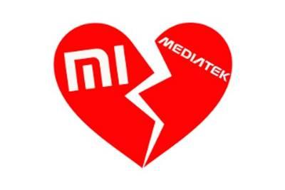 Xiaomi и MediaTek поссорились