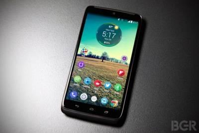 Xolo Q1020 — доступный Android смартфон с деревянными вставками