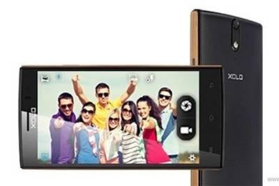 Xolo Q1020 — недорогой смартфон с деревянными рамками