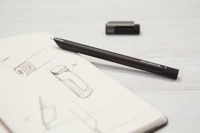 Последняя умная ручка Moleskine сохраняет ваше письмо для загрузки позже