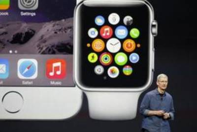 Apple назвала сроки начала продажа смарт-часов Watch