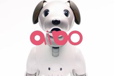 Sony представила новую версию цифровой собаки Aibo