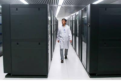 В Китае построят суперкомпьютер, способный выполнять квинтиллион вычислений в секунду