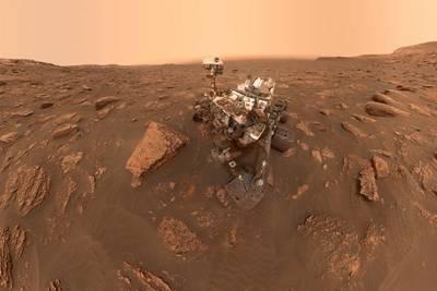 Марсоходу «Кьюриосити» заменили «мозги»