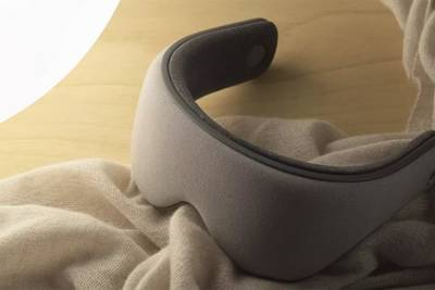 Sana Sleep Mask – необычные очки, позволяющие победить бессонницу