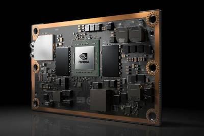 NVIDIA представила Jetson TX2 — крошечный суперкомпьютер следующего поколения