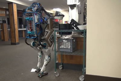 Почему люди доверительнее относятся к роботам, совершающим ошибки?