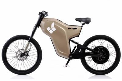 Greyp G-12: электрический велосипед с корнями суперкара