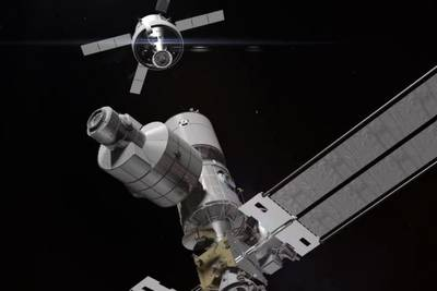 До 2024 года США отправят астронавтов на орбиту Луны