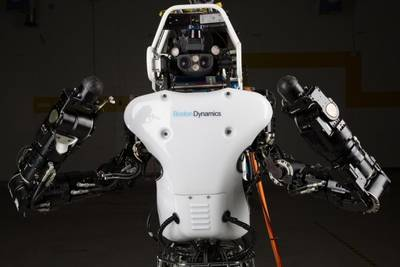 #видео дня | Boston Dynamics продемонстрировала новую версию робота Atlas