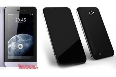 Newman N2 – смартфон с 4-ядерным процессором за $240