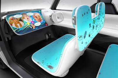 Nissan представила концепт-кар для поколения селфи