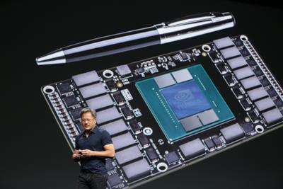 Nvidia представила Pascal — следующее поколение своих GPU